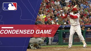 Condensed Game: SD@PHI - 7/20/18