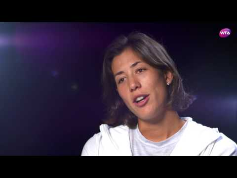 Garbiñe Muguruza | 2017 Rogers Cup Pre-Tournament Interview