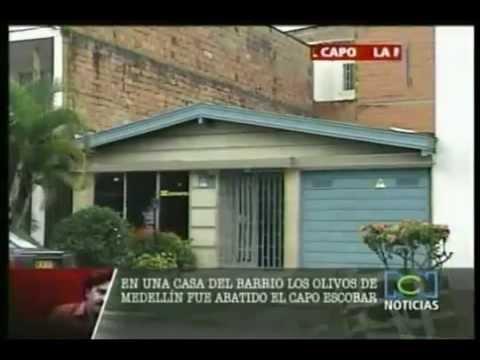 La muerte del Capo - Pablo Escobar (Completo).mp4