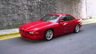 getlinkyoutube.com-1994 BMW 850CSi for sale