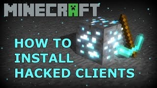 getlinkyoutube.com-Minecraft 1.7.2 - 1.7.5 + : How to install a hacked client - Windows & MAC - 100% Working ! [HD]