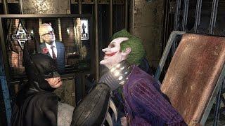 getlinkyoutube.com-Batman Return to Arkham Asylum PS4 gameplay first 50 minutes PS4 playthrough