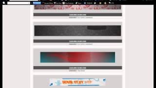 getlinkyoutube.com-Como Fazer Um Banner sem programa