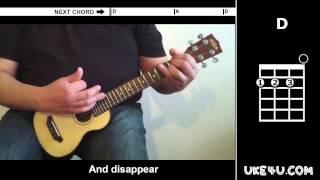 getlinkyoutube.com-In Between Days (The Cure) - Ukulele Tutorial - Chords Lyrics