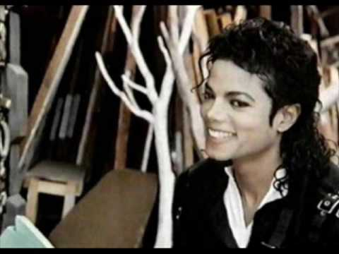 Michael Jackson - In black and white clothes (the end of it makes you cry...)