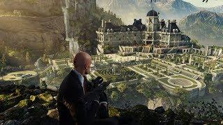 HITMAN 2 - Sniper Assassin Mód Trailer