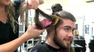 getlinkyoutube.com-Shaving Dan's Head