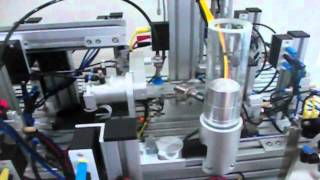 Poltekom Miniature Production System MPS