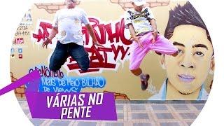 getlinkyoutube.com-Fezinho Patatyy - Várias no Pente (Part. Ielzo Soriano) - DJ Will