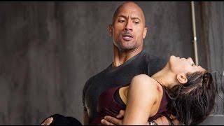 getlinkyoutube.com-Dwayne Johnson, Carla Gugino & Alexandra Daddario Uncensored on San Andreas w Carrie Keagan