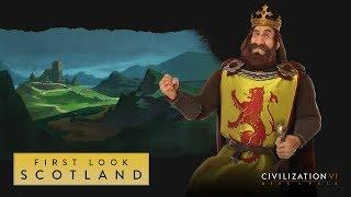 Sid Meier's Civilization VI - Rise and Fall: Skócia