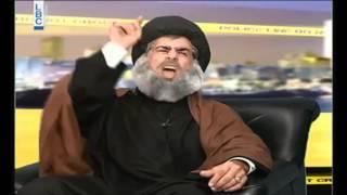 getlinkyoutube.com-تقليد حسن نصر الله بسمات وطن  LBC
