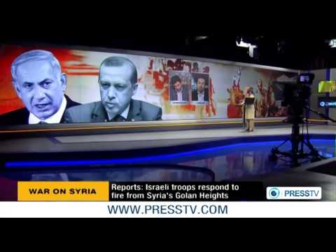 PRESS TV DEBATE | Israel laying foundation for Syria intervention: Ala'a Ibrahim