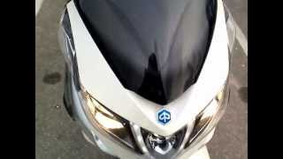 getlinkyoutube.com-Piaggio X10 500 Executive - walk around
