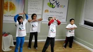 getlinkyoutube.com-Power Brain Education: 18 Joints Dance