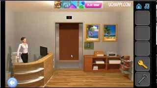 getlinkyoutube.com-Floors Escape Level 9 Walkthrough