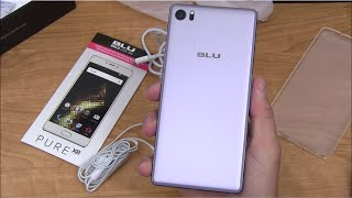 getlinkyoutube.com-Blu Pure XR Unboxing and Impressions