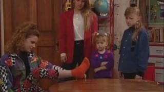 getlinkyoutube.com-Full House Funny Clip - Kimmy Wants a Pedicure (by request)