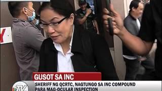 PANOORIN: Tulakan sa harap ng INC compound ABS-CBN News (Published: Dec. 15, 2015)