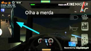 getlinkyoutube.com-Grand Truck Simulator. Viajando com um doido