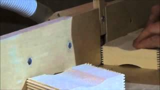 getlinkyoutube.com-Изготовление мини рамок для сотового мёда.