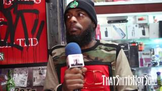 FLOSS DA BOSS VS. HEAVY HALF / FLOSS RECAPS THE BATTLE SAYS IT WAS CRAZY AND HE GOT IT 2-1