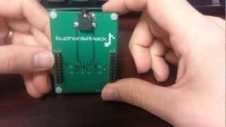 getlinkyoutube.com-Stellaris Launchpad Frequency Analyzer Demo/Explanation