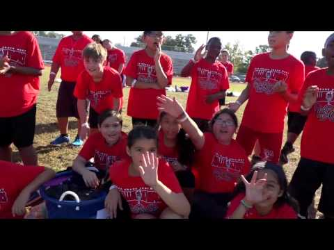Waller ISD 5th Grade District Track Competition