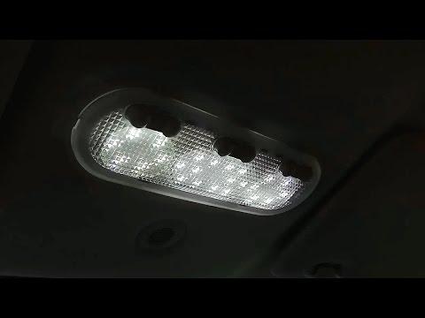 Вежливый свет светодиодных плат в Renault Duster Logan Sandero Largus