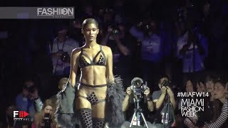 "getlinkyoutube.com-""ANDRES SARDA'"" Miami Fashion Week Fall Winter 2014/15 by Fashion Channel"