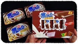 getlinkyoutube.com-Zott - MONTE SNACK & Crunchy | Cappuccino Balls | Butterkeks - Pudding