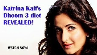 getlinkyoutube.com-Katrina Kaif's Dhoom 3 diet - revealed!