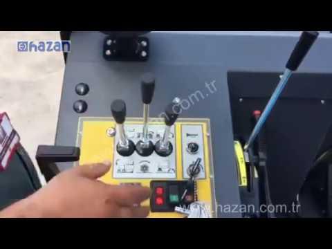 PB 115 Dizel Süpürücü Kullanım Bilgileri