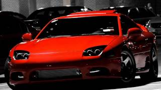 Modified Mitsubishi 3000GT VR4   三菱GTO TT 改造車   Winter Photo Shoot