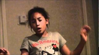 AMAZING 10 yr old singing Beyonce's Love on top_Ashley Nicole Greene