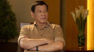 FULL EPISODE: Wanted President: Davao City Mayor Rodrigo Duterte's interview