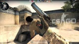 CS:GO - AWP / Deagle Gameplay