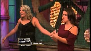 getlinkyoutube.com-Mean Girls (The Jerry Springer Show)