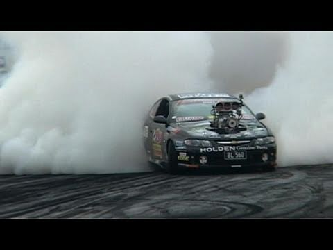 Peter Gray - 4th Place National Burnout Masters 2011