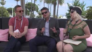 Cannes Lions 2016 - Stefan Bardega, Zenith & Martin Ford, Author of 'Rise of the Robots'