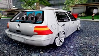 getlinkyoutube.com-GTA SA ♠ Role de Golf ♠ Socado de Som ♠ MC TH + Grave