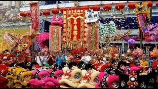 getlinkyoutube.com-World Dragon & Lion Dance Extravaganza 2017 (Malaysia) Opening Performance 世界龙狮节(马来西亚站)开幕大汇演4K UHD