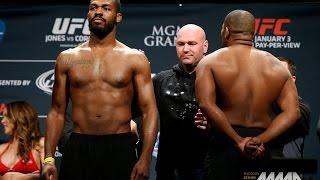 getlinkyoutube.com-UFC 182 Weigh-Ins: Jon Jones vs. Daniel Cormier