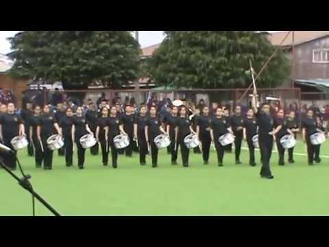 Salgamos a Recreo:Participación de la Banda Escolar Dalcahue en Encuentro de Bandas 2014.