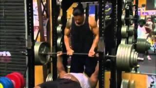 getlinkyoutube.com-John Cena - gym