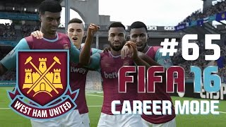 getlinkyoutube.com-FIFA 16: West Ham United - Career Mode - Episode #65: ACADEMY PRODUCT STAR!