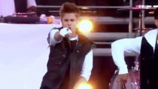 Justin Bieber  Baby Live in Oslo - May 30th 2012 width=