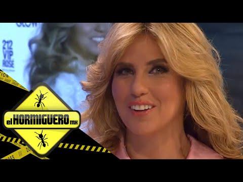 El Hormiguero Mx | Programa del 6 de agosto 2014 - Raquel Bigorra