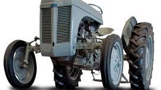 Celebrating the 70th Anniversary of Coventry's Ferguson TE20 tractor