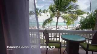 Barceló Bávaro Beach: un hotel cinco estrellas sólo para adultos en Punta Cana